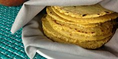 Relacionada tortilla