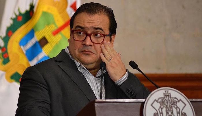 Javier Duarte es buscado por delincuencia organizada y lavado