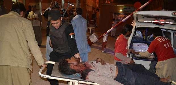Ataque contra escuela de la polic a en pakist n deja 44 - Tiempo en pakistan ...