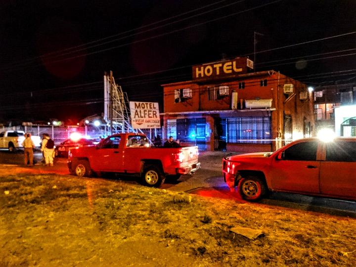 Ejecutan a seis en motel de Chihuahua