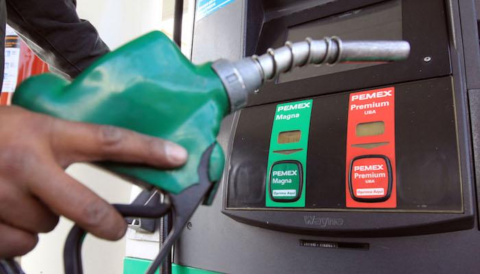 Incrementa precio de la gasolina este miércoles