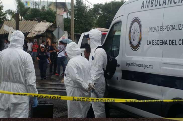 Refuerzan seguridad en Tangancícuaro, Michoacán