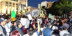 Relacionada protesta maestos 8