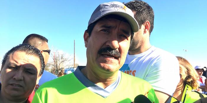 Javier corral deporte