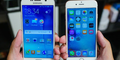 Relacionada samsung galaxy s6 vs iphone 6s aa 1 of 20 840x473