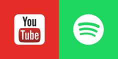 Relacionada youtube spotify