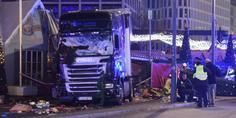 Relacionada camion berlin