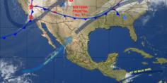 Relacionada mapa frente frio 17