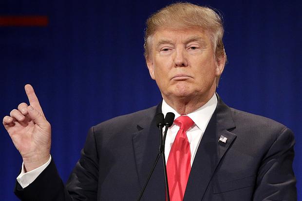 Trump: Feliz año a todos, incluyendo a mis enemigos