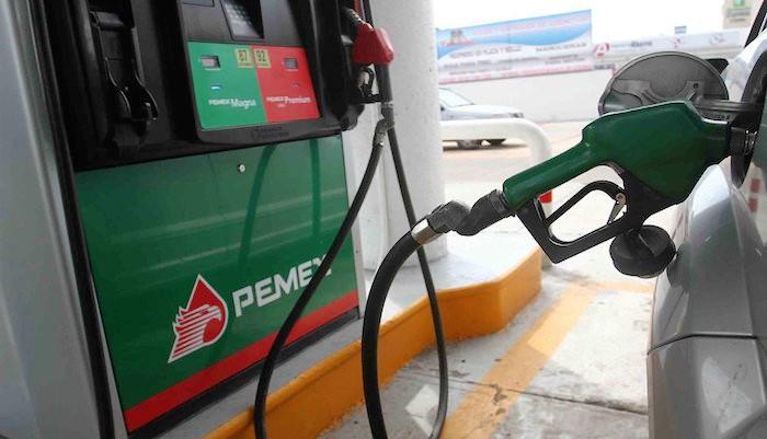 El coste de 1 esto sobre la gasolina bmv