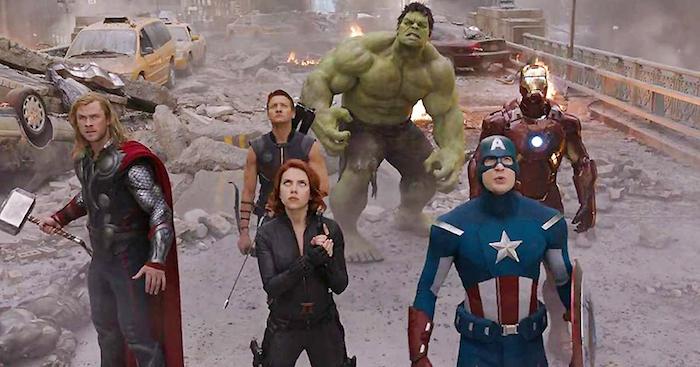 Avengers film plus cher histoire