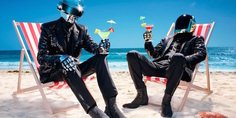 Relacionada daft punk beach cocktails
