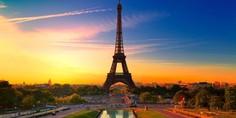 Relacionada torre eiffel con filtro instagram