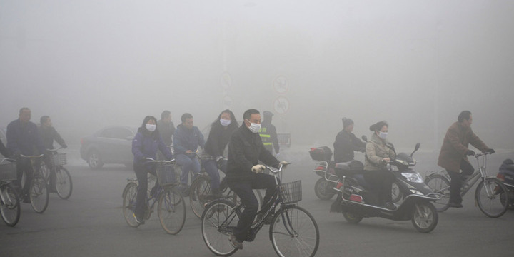 Galeria china crisis polucion 6
