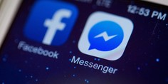 Relacionada facebook messenger
