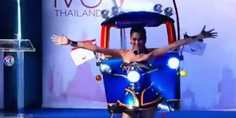 Relacionada miss tailandia