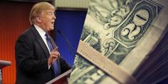 Relacionada trump dolar