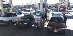 Relacionada gasolinera juarez fila