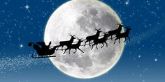 Relacionada luna llena navidad