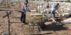 Relacionada limpieza cementerios  4