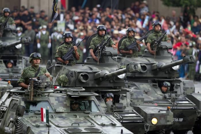 México casi triplicó compra de armas para combatir al narco
