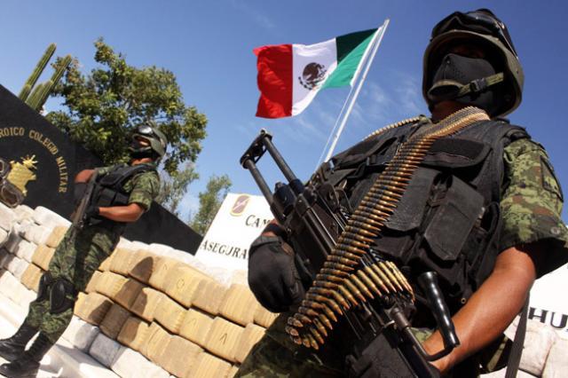 Violencia narco mexico