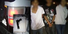 Relacionada adolescentes detenidos